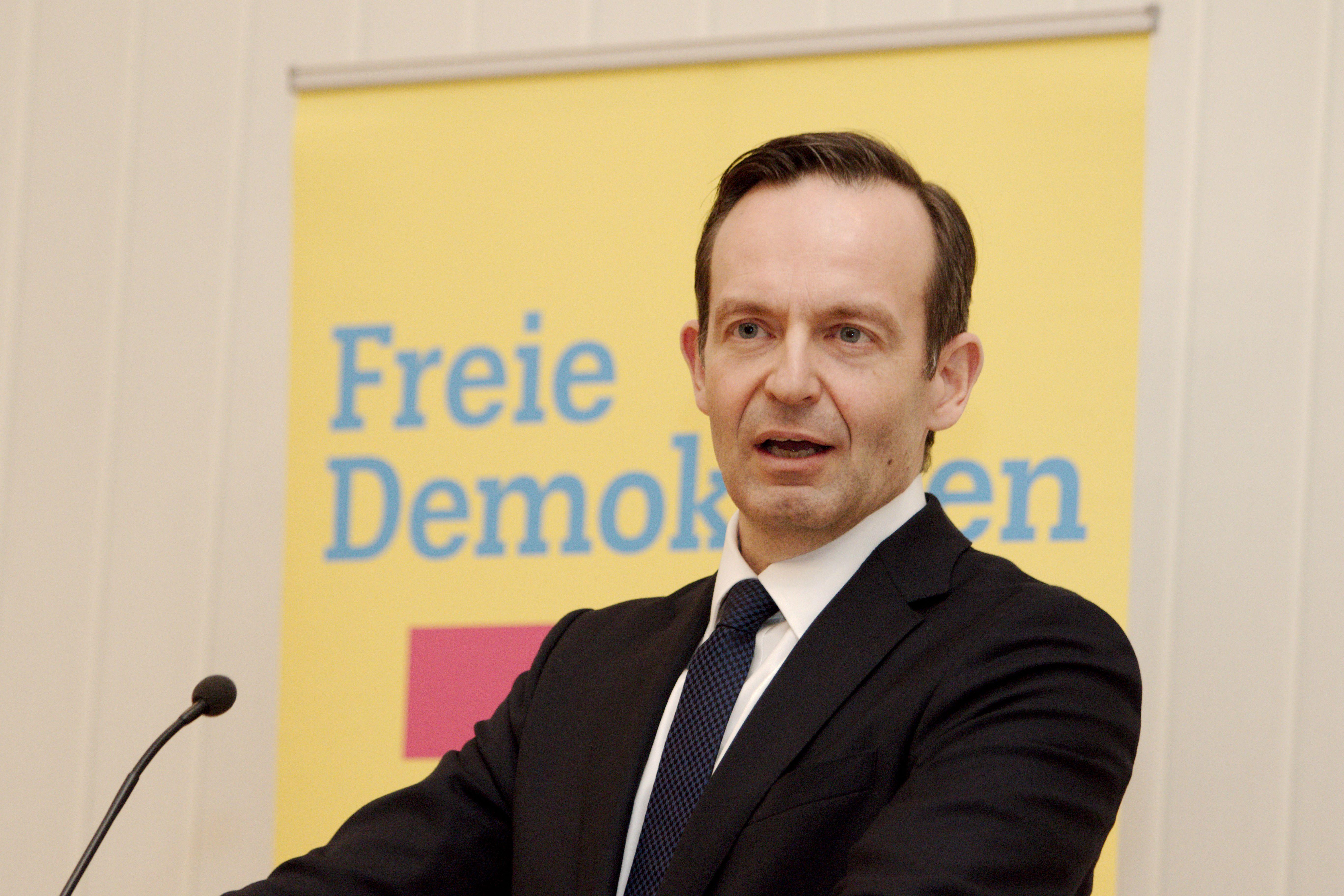 FDP Neujahrsempfang in Backnang